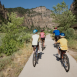 Biking in Glenwood Springs - Spring Activities in Glenwood, CO