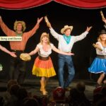 Holidays at the Vaudeville Review