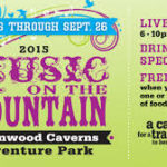 Music on the Mountain at Glenwood Caverns Adventure Park