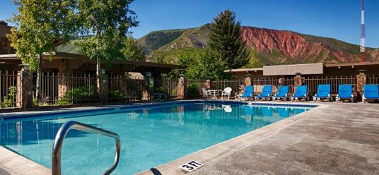 Glenwood Springs Antlers Swimming Pool