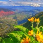 Summer in Glenwood Springs